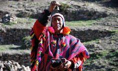 Shamanism.  Healing with Ayahuasca.
