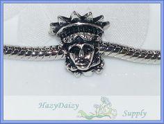 Lady Liberty European Beads Sku by HazyDaizySupply on Etsy, $4.00