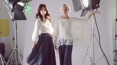 Sonia Fortuna - Backstage Spring/Summer Collection 2015