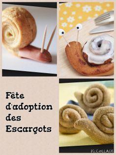 Adopt an Escargot   Joie de Vivre et d'Amour   Fête d'Adoption des Escargots