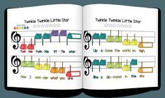Sing and play Twinkle Twinkle Little Star with this Early Childhood Music Lesson from Mr. Rob and Preschool Prodigies. Piano Lessons, Music Lessons, Friday Music, Piano Teaching, Elementary Music, Twinkle Twinkle Little Star, Music For Kids, Music Therapy, Music Classroom