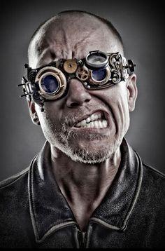 14 Weird #HDR Portraits!