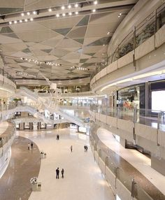 The extraordinary IFC Mall in Shanghai                              …
