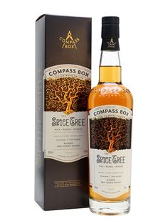 Compass Box The Spice Tree : The Whisky Exchange