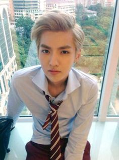 Wufan, yifan, kris, Kevin whatever your name is