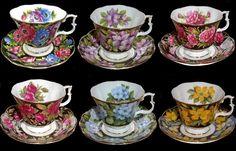 Royal Albert - Bouquet Series -