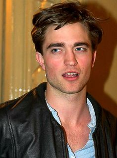 Robert Pattinson - Age 19