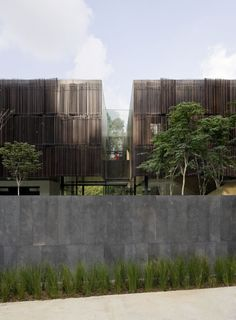 // Cluny House Singapore by Neri & Hu Architects