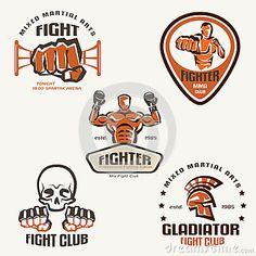 Fighting Logo Stock Illustrations – 258 Fighting Logo Stock Illustrations, Vectors & Clipart - Dreamstime