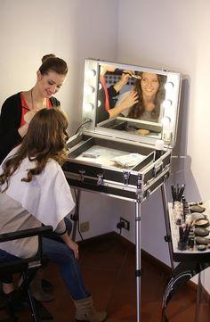 Giada Paiusco - Miss Occhi 2014 - Copertina Occhi novembre 2014