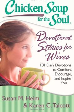 "#GIVEAWAY: Win ""Chicken Soup for the Soul: Devotional Stories for Wives"" - US/CAN 2 Winners (Ends 1/24)"
