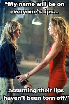 Glory – Buffy the Vampire Slayer | 16 Villainous One-Liners That Still Send Shivers Up Your Spine