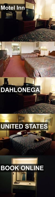 Hotel Motel Inn in Dahlonega, United States. For more information, photos, reviews and best prices please follow the link. #UnitedStates #Dahlonega #travel #vacation #hotel