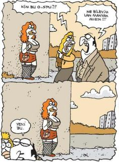 The post Yeni bu. appeared first on Karikatur XL. Humor, Have Some Fun, Peanuts Comics, Classic Cars, Congratulations, Lol, Drawings, Funny, Caricatures