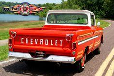 1966 Chevy C10 Pickup Truck Photo 18