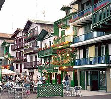 "Hondarribia, Spain - fisherman's quarter: Rick Steves calls this town ""more manageable"" than San Sebastian."