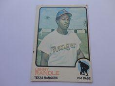 Lenny Randle 2nd Base