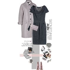 """""""coat 1"""" by justirena on Polyvore"""