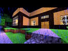 Minecraft Xbox 360 : How to build a bathroom with WORKING shower. - YouTube