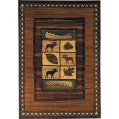 Lodge Area Rugs - 710 x 106 at Cabelas