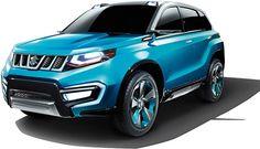 Suzuki IV-4 Concept #concept #car #suzuki