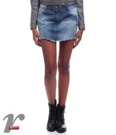 Saia jeans<3
