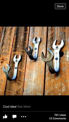 Wrench board