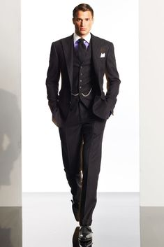 Ralph Lauren Fall 2010 Menswear Fashion Show