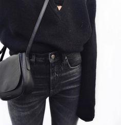 ♥ @AdelineLeeuw Goth | Black | Fashion | cute | lace