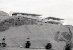 Venturo & Torres Calderon Houses. Lima, 1958 & 1960