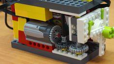 Сейф из Lego WeDo
