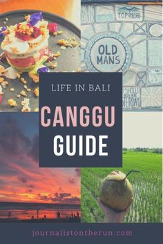 27 Unique Things To Do in Canggu - Bali's Foodie Paradise Canggu Bali Travel Guide Bali Travel Guide, Asia Travel, Japan Travel, Travel Guides, Travel Tips, Travel Destinations, Travel Advice, Canggu Bali, Southeast Asia
