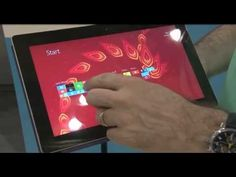 VIDEO: Ian Moulster (Product Manager at Windows) gives the low down on the new Surface 2 + Surface Pro 2 tablets