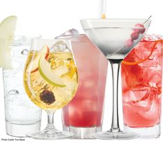 5 delicious Skinnygirl Cocktails recipes! Which to try first?!