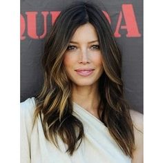 Brown Hair With Blonde Streaks Underneath Black Hair With Blonde | Celebrity Inspired Style, Hair, and Beauty