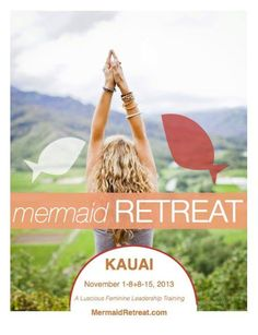 Kilauea, HI Luscious Feminine Leadership Retreat!  Calling all movers, shakers, visionaries and pioneers... The time is now! Join us in paradise on the gorgeous island of Kauai for THE BEST RETREAT EVER! Get bli… Click flyer for more >>
