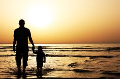 """Be like little children and be imitators of what you see your Father doing. Think like your Father thinks. Act like your Father acts. Go to http://faithsmessenger.com/imitators-of-christ/ to read the article """"Imitators of Christ – Like Father, Like Son"""""""