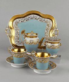 Wonderful Russian set circa 1850