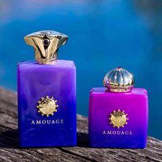 AMOUAGE Myths per Lui e per Lei. Gioielli dell'Oman. manlioboutique.com/amouage  #fragrances #parfums #luxury #shopping