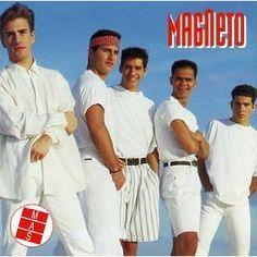 Magneto, grupo musical de Mexico.