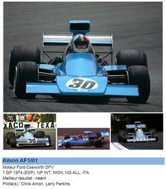 Amon AF101 - Ford