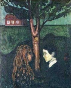 Arte &  Psicologia: Edvard Munch                                                                                                                                                                                 Mais