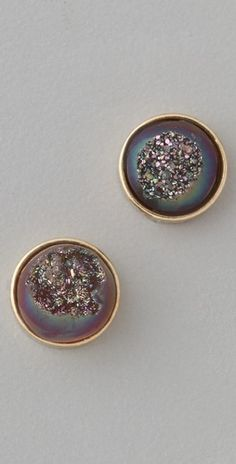 Dara Ettinger Felicia Stud Earrings - StyleSays