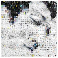 """Saatchi Art Artist Paola Bazz; Collage, """"The promise you made"""" #art"""