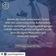 Was baut Dich auf? Dory, Ecards, Motivation Business, Instagram, Movie Posters, Psychology Facts, Become Rich, Biography, Consciousness