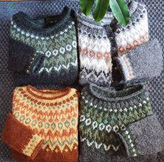 #riddari emneknagg på Instagram • Bilder og videoer Knitting Designs, Knitting Patterns, Icelandic Sweaters, Fair Isle Knitting, Textiles, Pulls, Pretty Outfits, Needlework, Knitwear