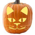 Pumpkin Carving ideas with Better Homes and Gardens Pumpkin Stencils. bhg.com