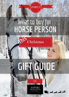 Part 3: What To Buy For Horse Person This Christmas – Gift Guide with Aspire Equestrian Riding Academy http://aspireequestrian.wordpress.com/2014/11/15/part-3-what-to-buy-for-horse-person-this-christmas-gift-guide-with-aspire-equestrian-riding-academy/