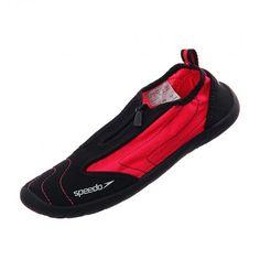 Disfruta del mar, de la alberca o de cualquier entrenamiento en el agua usando este calzado acuático #Speedo zipwalker 3.0. #Vacaciones #Playa
