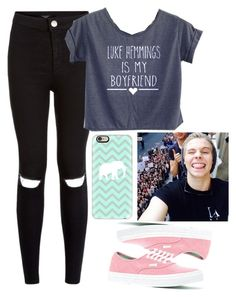 """For A Bestie!!!"" by kirra-joy-brooks-02 ❤ liked on Polyvore featuring Vans and Casetify"